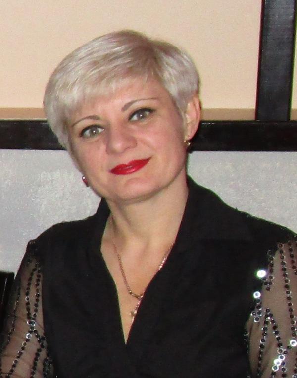 Оксана Михайловна Фадеева