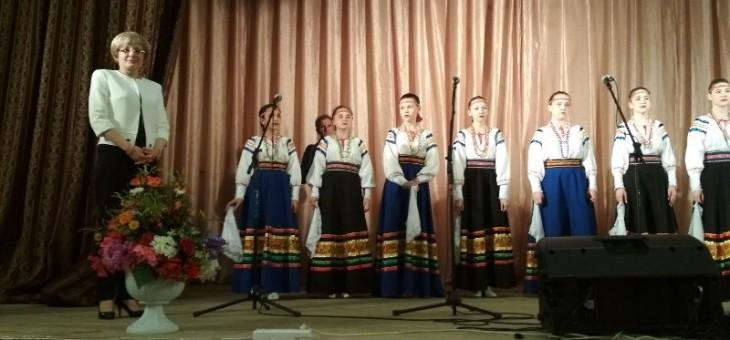 Поздравляем «Калинушку» с подтверждением звания «Народный коллектив»