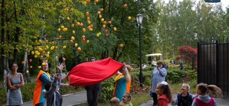 Фестиваль активного отдыха «Крепка семья традицией своей» в парке Винновская роща