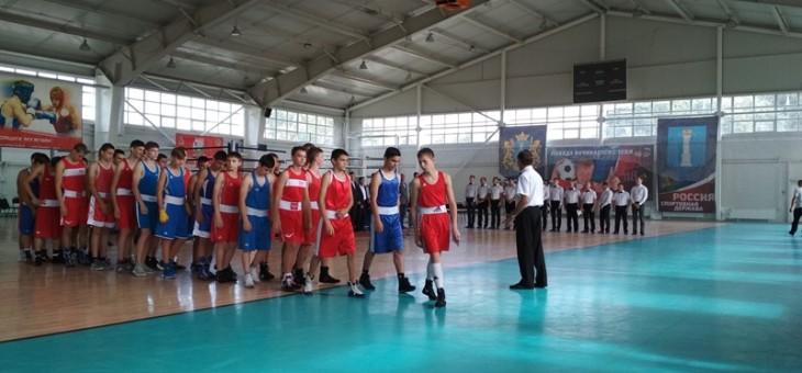 5-ое Открытое Первенство города Ульяновска по боксу посвящённое памяти А.А. Берендеева
