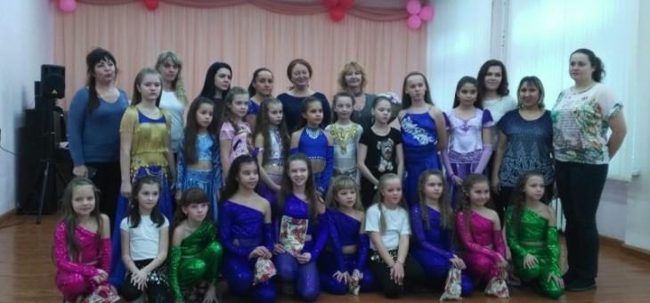 «Посвящение в восточные принцессы» в студии восточного танца «Ориенталь»