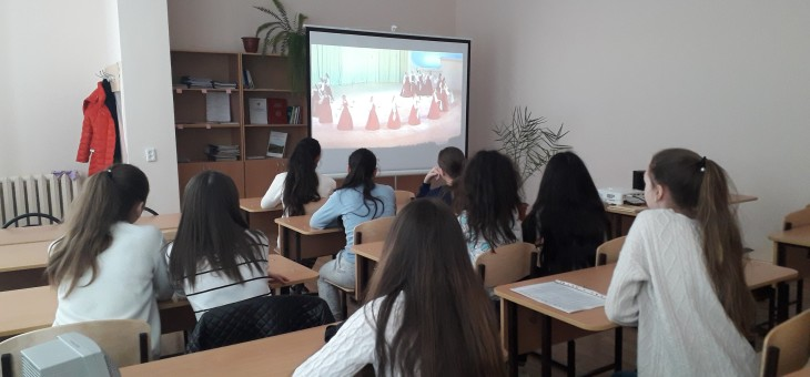 Интенсив по русскому народному творчеству