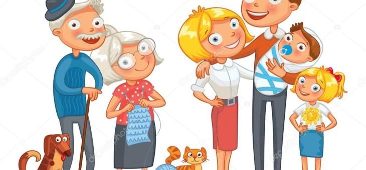 Четыре сыночка и лапочка дочка. Ульяновская семья рушит стереотипы о многодетности