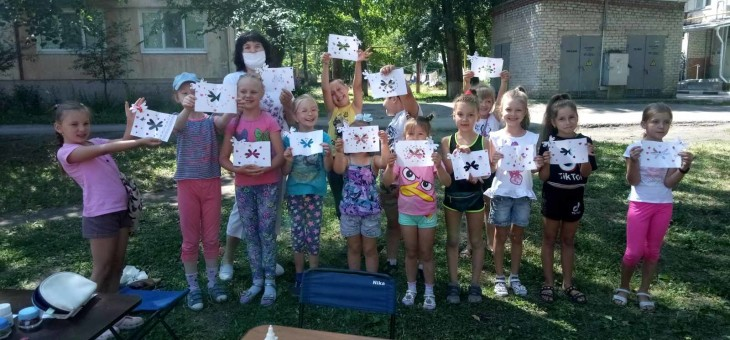 Активным шагом движется проект «Лето во дворе»