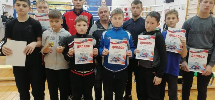 Наши боксеры в Димитровграде
