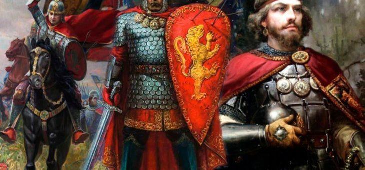 800-летию со дня рождения Александра Невского посвящается…
